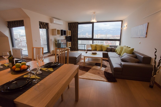 Pop Bogomil 20 - Luxury 2-bedroom apartment for rent in Sofia3
