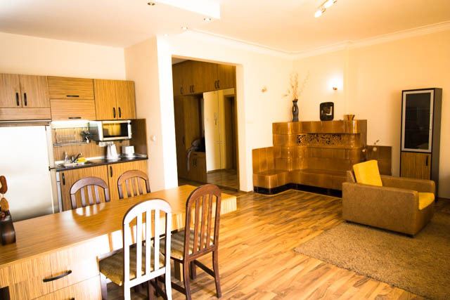 self catering 1 bedroom Sofia center, Vitosha Blvd 3