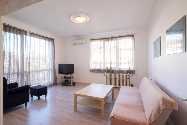 Furnished Apartment for rent, Sofia center 6